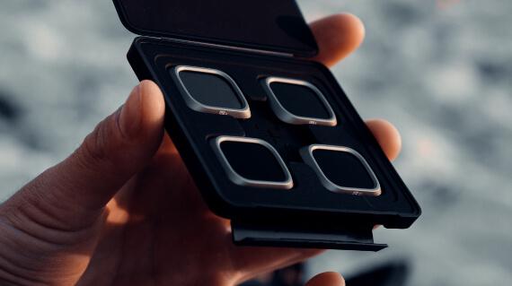 Zestaw filtrów ND do nowego drona DJI Mavic Air 2S