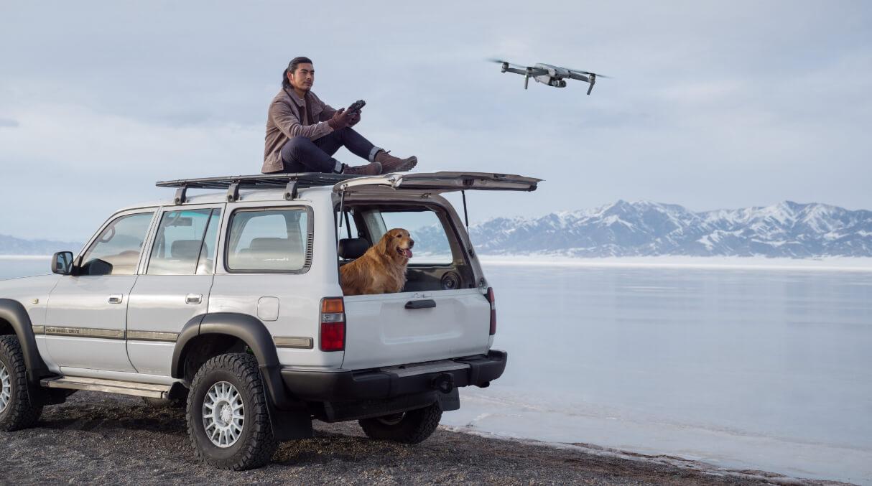 Wielofunkcyjny dron Mavic Air 2S