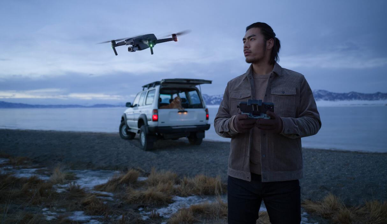 Wielozadaniowy dron DJI Mavic Air 2S