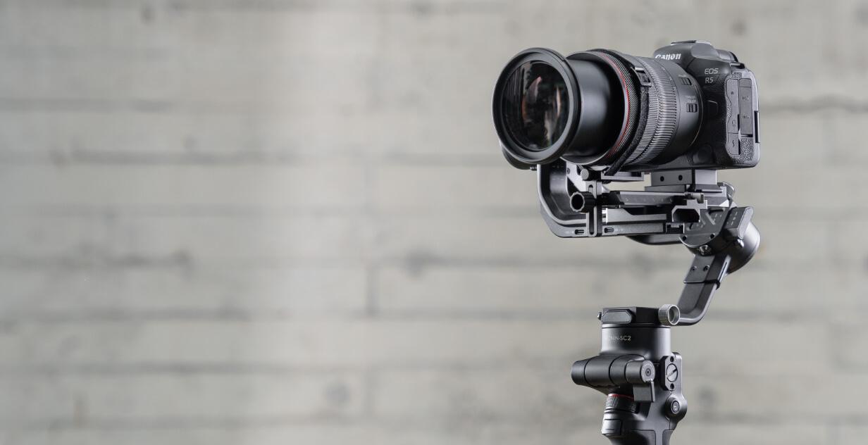 Gimbal do kamer DJI RSC 2