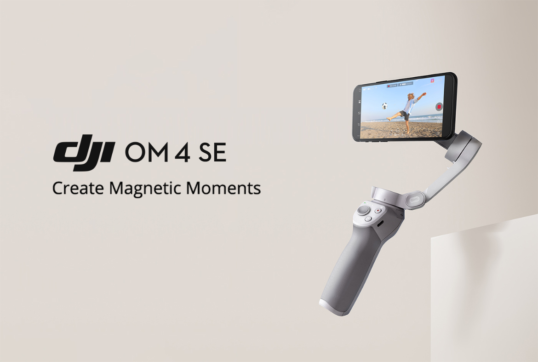 Gimbal Osmo Mobile 4SE - OM 4SE