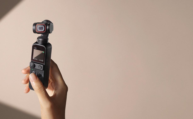 Kamera z gimbalem