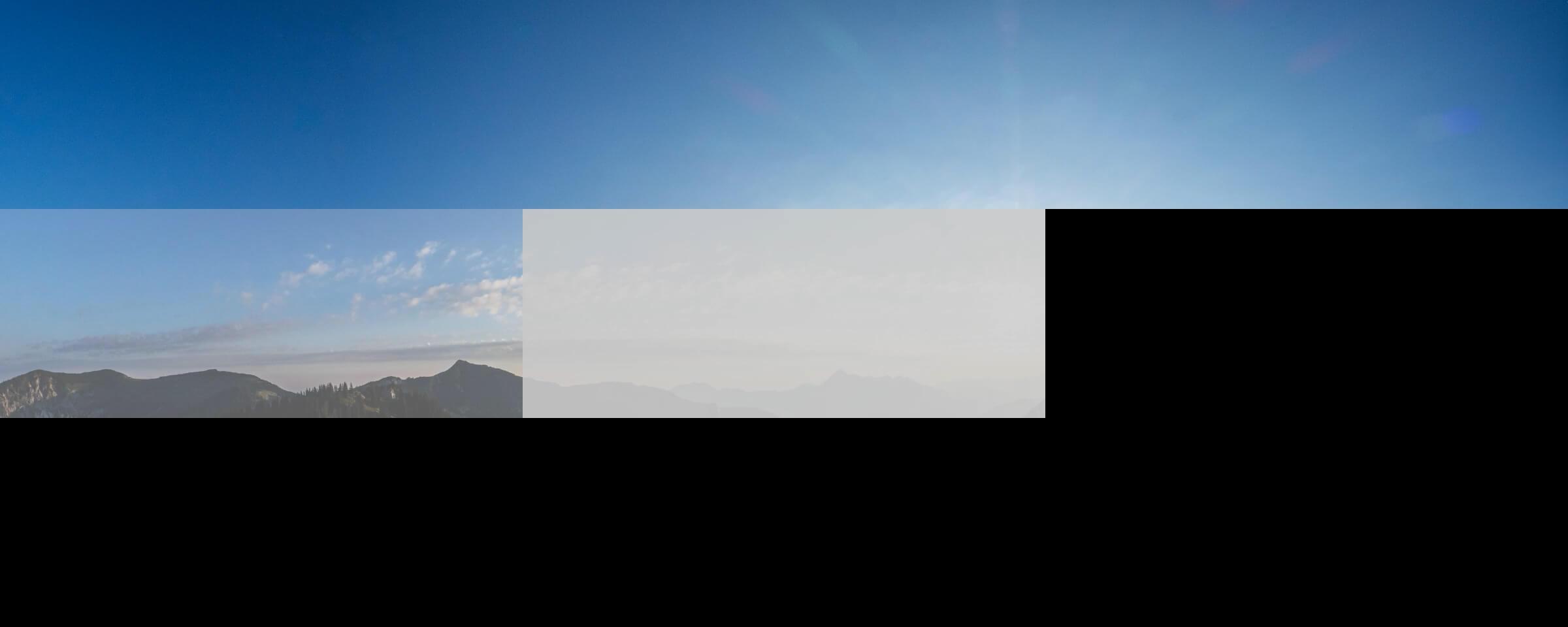 Panorama DJI Ronin