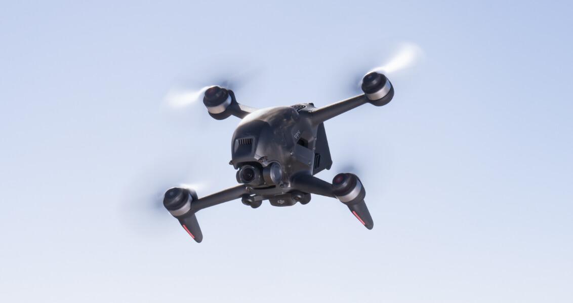 Modułowy dron DJI FPV