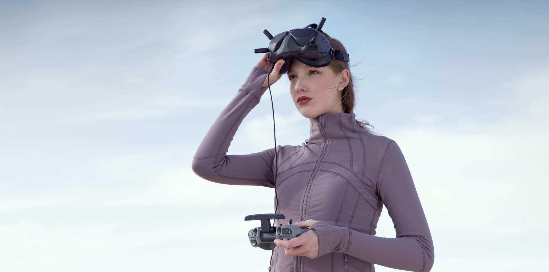 Kolejny poziom doświadczenia lotu dronem