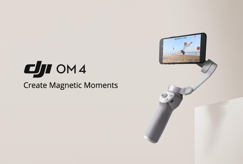 Gimbal Osmo Mobile 4 - OM 4