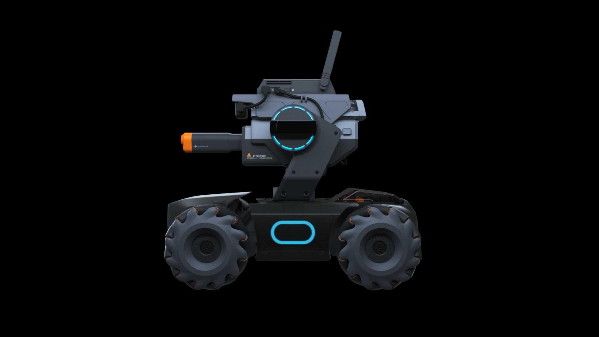 Robot stworzony do nauki i zabawy