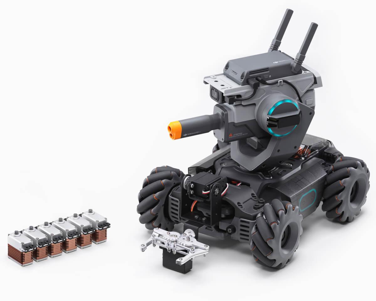 Nieskończone możliwości dzięki robotowi edukacyjnemu