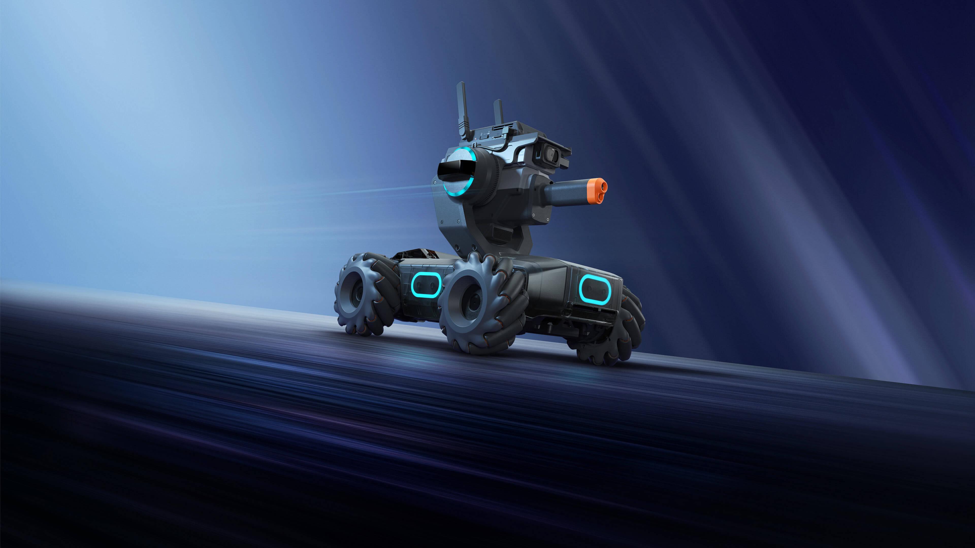 Robot edukacyjny RoboMaster S1